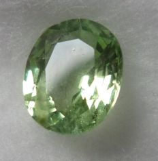 Tsavorite – 1.28 ct – No Reserve Price