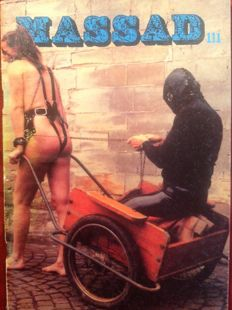 BDSM; Lot with 16 issues of Massad - 1973/1997