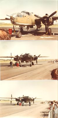 24 vintage photos from airshow in the 1970s, HISTORICAL AIRCRAFT Lancaster Bomber ...