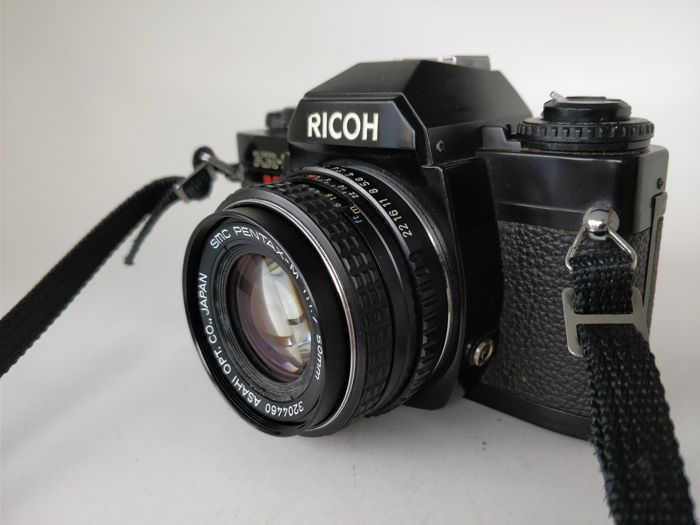 Ricoh KR-10 super + Pentax 1:1.7 50mm