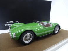 Tecnomodels - Scale 1/18 - Maserati A6 GCS Barchetta 1953 - Limited 50 pieces - Colour green