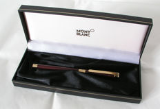 As new Montblanc Noblesse fountain, laque de Chine