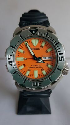 Seiko monster first generation- automatic  Men's Wristwatch .