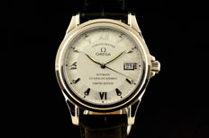 Omega - De Ville Co- Axial Limited 18K White Gold    - Homme - 2000-2010