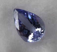 Tanzanite – 1.65ct  – No Reserve Price