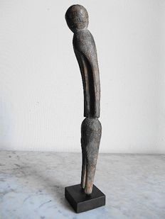 Large Fetish Tchitcheri statuette - MOBA - Northern Togo - 39 cm