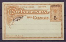 Belgian Congo and Ruanda-Urundi - Colection sheets and sheet parts, cards and letters