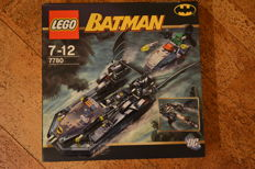 Batman - 7780 - The Batboat: Hunt for Killer Croc