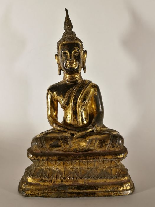 Buddha statue - Laos/Northern Thailand - 19th century