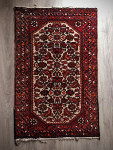 Persian wool rug Iran 80 x 130 cm - Hand-knotted
