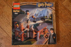 Harry Potter - 4728 - Escape from Privet Drive