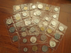 San Marino - 1972-1981 Divisional series (5 series) (including silver coins)