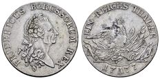 German States, Prussia - Thaler 1777 A Berlin - silver