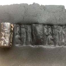 Near East Cylinder Seal - 2 cm