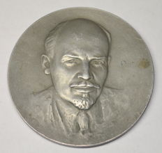 Russia/USSR - Commemorative Medal 100 years of V. I. Lenin, sculptor N. Sokolov