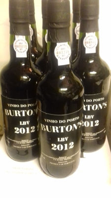 2012 Late Bottled Vintage Burton's - 6 bottles