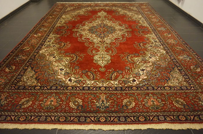 Tabriz Tabris Patina Made in Iran 310 x 410 cm