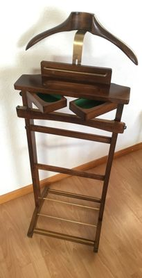Unknown designer - Valet stand with jewellery drawers