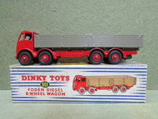 Dinky Toys - Scale 1/48 - Foden Diesel 8 Wheel Wagon No. 901