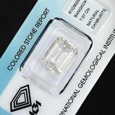 Danburite - 7.07 ct
