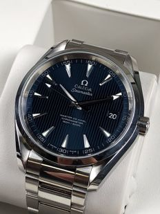 Omega Seamaster Aqua Terra Master Co-Axial Automatic 231.10.42.21.03.003 watch