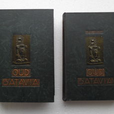 Indonesië; Dr. F. de Haan - Oud Batavia - 2nd revised edition. Complete in 2 volumes- 1935