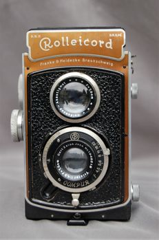 Rolleicord 1A Type 4.5