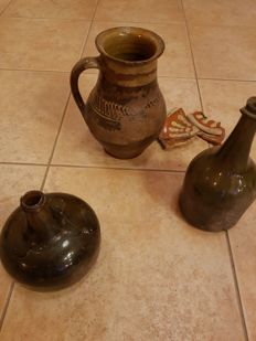 Lot of artefacts - (3)