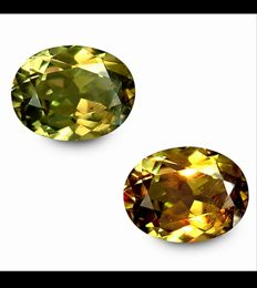 Colour-Changing Diaspore - 6.66 ct
