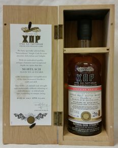 Douglas Laing's XOP - Mortlach 26 years old - vintage 1989 / bottled in 2015 - Limited Release of only 270 bottles (No. 015)
