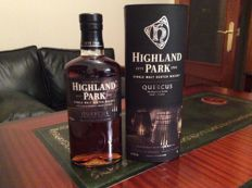 Highland Park  Quercus   only 1200 bottles Worldwide