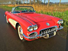 Chevrolet - Corvette C1 Roadster - 1958