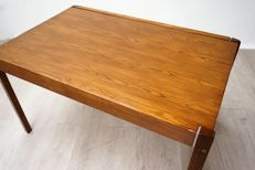 Designer unknown - Vintage extendible table/teak.