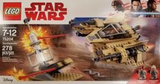 Star Wars - 75204 - Sandspeeder NEW not released until early 2018