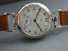 46. Omega men's marriage wristwatch 1923-1929