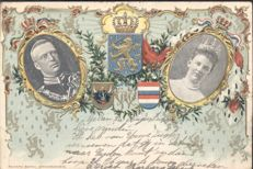 Royals - Dutch Royal Family 86 x; old and very old cards