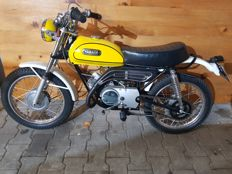 Yamaha - Mini Enduro 70 FT-J1 - 1973