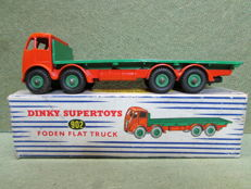 Dinky Supertoys - Scale 1/48 - Foden Flat Truck N. 902