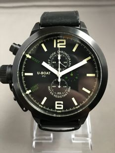 U-Boat - Left Hook Chronograaf - Limited Edition - U-CN53 - Heren - 2011-heden