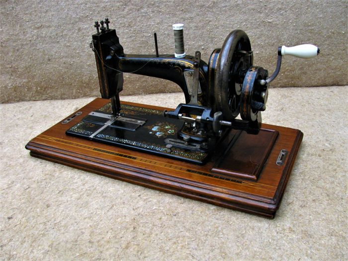 Antique Gritzner Durlach Sewing Machine Catawiki Best Gritzner Sewing Machine Price