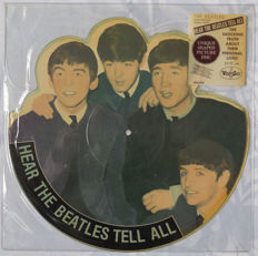 The Beatles Picture-Disc – Hear The Beatles Tell All (Limited Edition VeeJay Records USA)