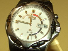 Seiko - Kinetic SQ 50  - 5M43-0A50 - Homme - 1990-1999