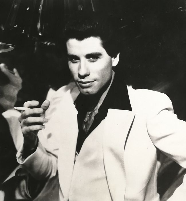 Unknown - John Travolta, 'Saturday Night Fever', 1977