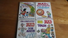 MAD collection - 4x sc - 1976/1979