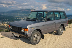 Range Rover Classic Vogue V8 manual
