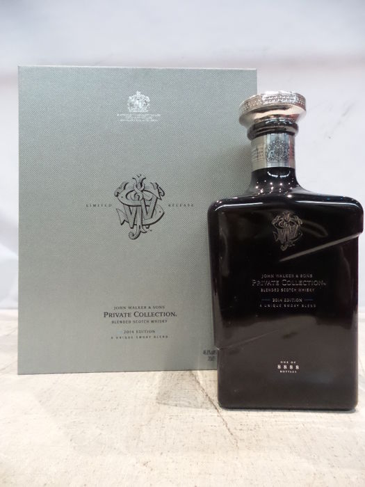 John Walker & Sons - Private Collection 2014 Edition