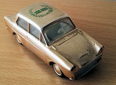 Lion Toys/Car - Scale 1/50 - Gouden Daffodil 31 on the occasion of the 100000st DAF 1965