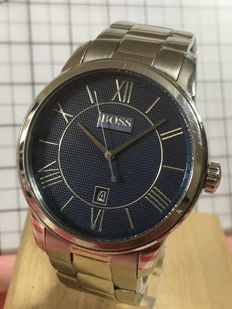 "Hugo Boss ""Classic"" – men's dress watch – 2016 -- used, in near mint condition."
