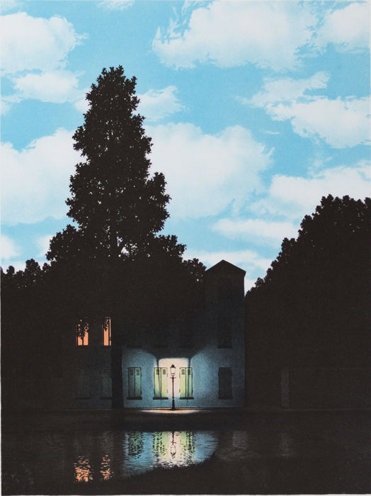 René Magritte (after) - L'Empire des Lumières (The Empire of Light)