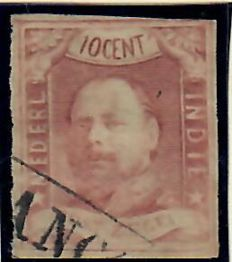 Dutch East Indies 1864/1949 - Collection on album pages